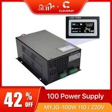 Cloudray 80 100 ワットCO2 レーザーチューブ用CO2 レーザー彫刻切断機MYJG 100Wカテゴリ