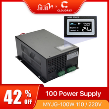 Cloudray 80 100W CO2 Laser Power Supply for CO2 Laser Engraving Cutting Machine MYJG 100W category