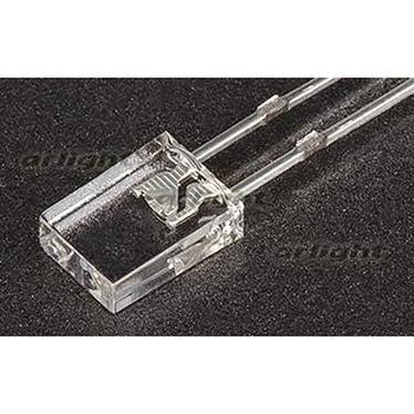 013594 Led ARL-2507UBC [2x5mm] Package 500 Pcs ARLIGHT Leds Modules/Output Rectangular And./