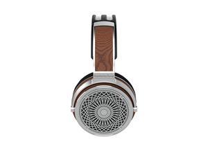 Image 3 - HarmonicDyne Zeus Over Headphone Headset Acoustic 50mm Dynamic Hifi Music Monitor Audiophile Musician Stereo MMCX Headset