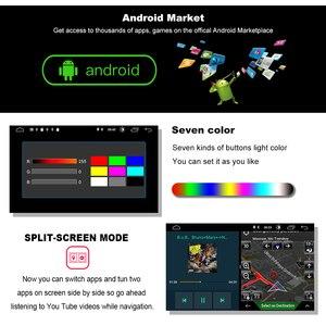 2 Din Android 10 Автомобильный мультимедийный gps-навигатор для VW Passat B6 golf 5 6 Skoda Octavia 2 volsaga polo Amarok jettatiguan radio