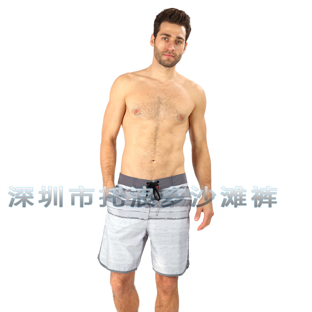 Quiksilver Hot Sales Men Seaside Beach Shorts Shorts Loose And Plus-sized Comfortable Surfing Casual Household