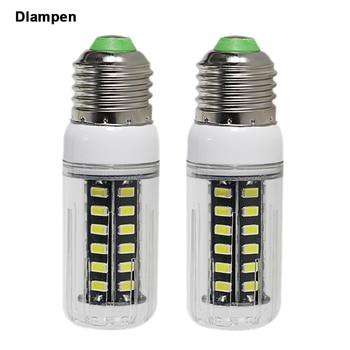 Lampa led e27 żarówka kukurydza niskie napięcie Ac Dc 12 24 36 V v super 8W oświetlenie domu 12v 24v 36v 48v 60 V lampa energooszczędna E 27