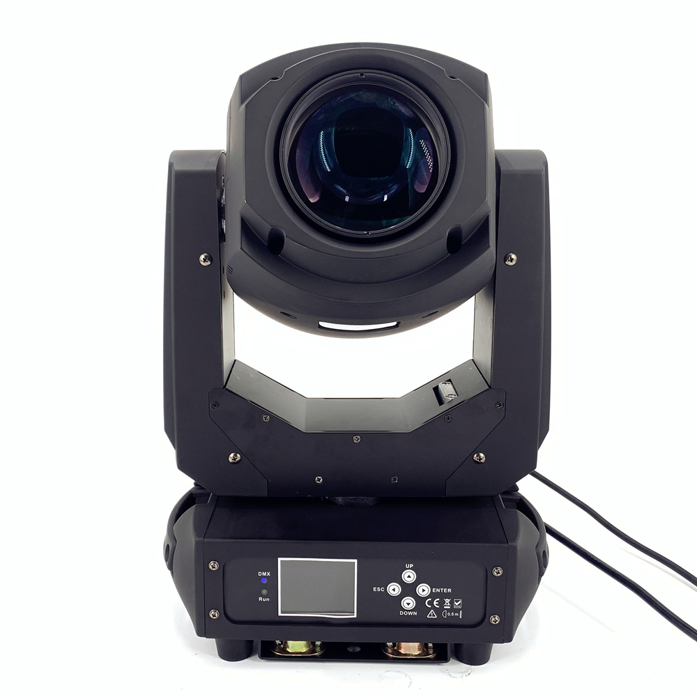 200W Beam Spot Wash 3in1 Gobo LED Moving Heads Lights Super Bright  For Concert Light Dj Show Disco Light