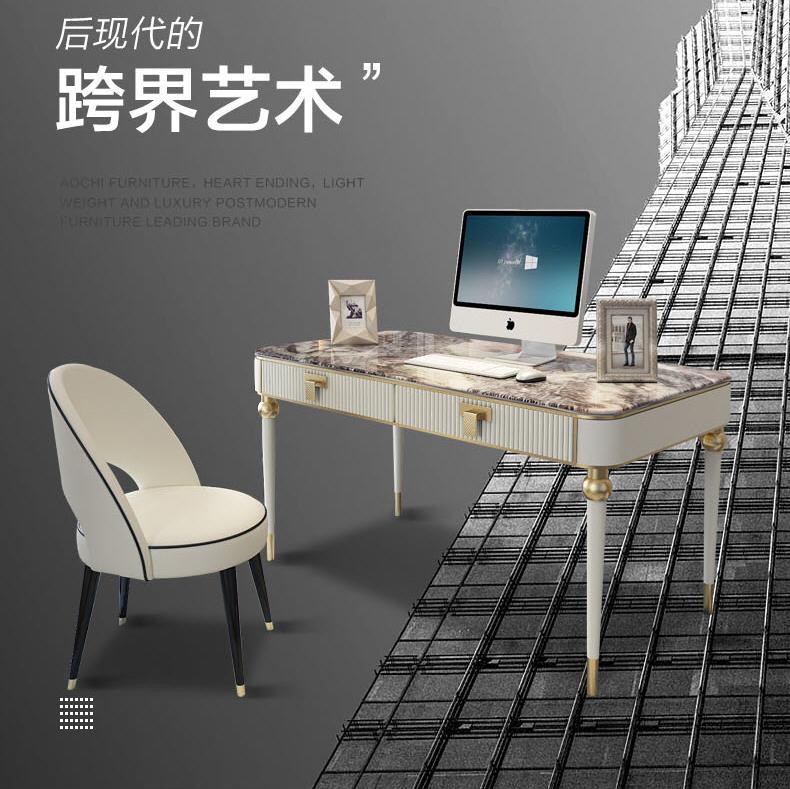 Escritorio De Oficina Desk Mesa Scrivania Panana Biurko Escrivaninha Escritorios стол письменный Recibidor De Entrada + Chair