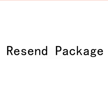 If you need to resend the package, please purchase this product and tell me your order number image