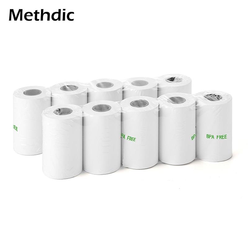 5rolls Thermal Paper 57x30mm Cash Register Paper Roll Thermal Roll Paper Printer Thermal Paper