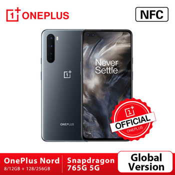 Global+Version+OnePlus+Nord+5G+Snapdragon+765G+Smartphone+8GB+128GB+6.44%27%27+90Hz+AMOLED+Screen+48MP+Quad+Cams+Warp+Charge+30T