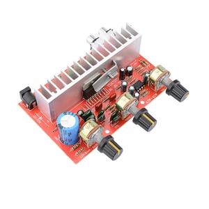 Image 4 - Lusya TDA7377デジタルオーディオアンプボード40ワット + 40ワットステレオ2.0チャンネル電源amplificadorのdiyのためにスピーカーDC12V E5 005