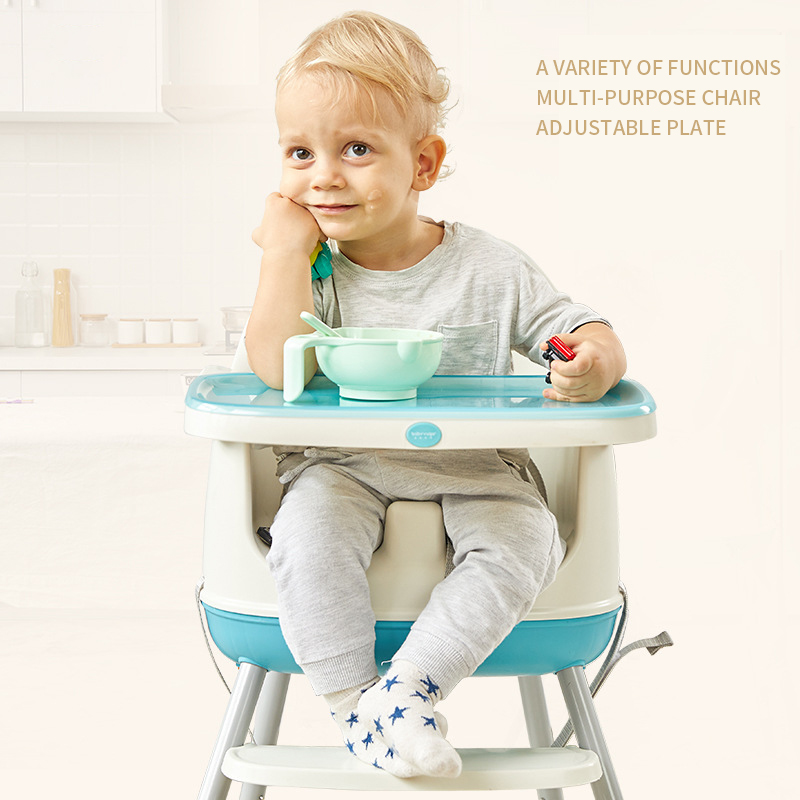 Baby Chair  Bebe Eat Chair  Multi-functional Folding Stool  Portable Baby Chair  Dining Table And Chair  Seat Booster Seats