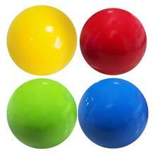 Сожмите игрушки надувные мячи дети игрушки анти стресс потолок стена всасывание мячи для детей игрушки подарки
