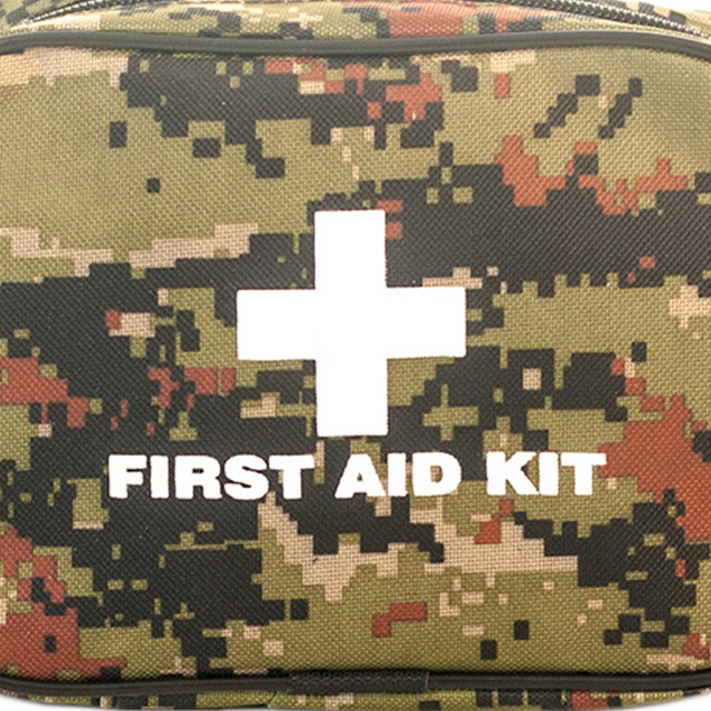 Travel First Aid Kit Car First Aid Bag Home Small Medical Box Emergency Survival 5