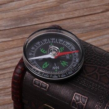 Camping Hiking Navigation Portable Handheld Compass Survival Practical Guider Drop Shipping 3