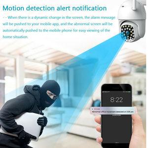 Image 2 - Hot Sale 1080P HD IP CCTV Camera Waterproof Outdoor WiFi PTZ Security Wireless IR Cam