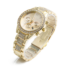 montre femme Women Watches Rhinestone Watches Fashion Ladies Watch Luxury Quartz Watch relogio feminino Watch zegarek damski D35 olevs women watches watch men fashion luxury rhinestone dress couple watch quartz watchreloj mujer saat relogio zegarek damski
