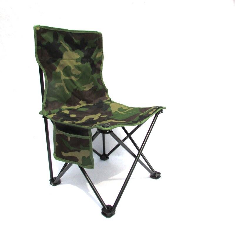Портативный складной стул для рыбалки, кемпинга, барбекю, Походное сиденье, садовая Ультралегкая домашняя мебель, сумка для пикника