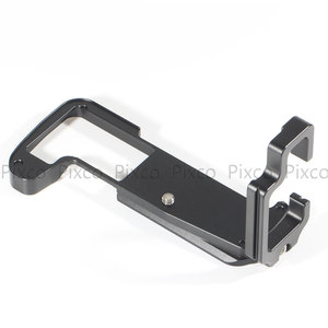 Image 5 - Pixco For Olympus Quick Release L Type Plate  Vertical Vertical Bracket with Hand Grip For Olympus O MD E M1 II OMD EM1 Mark II