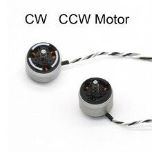 Peças de reposição para dji mavic pro, motor sem escova para drone dji mavic pro 2008 1400kv cw ccw acessórios
