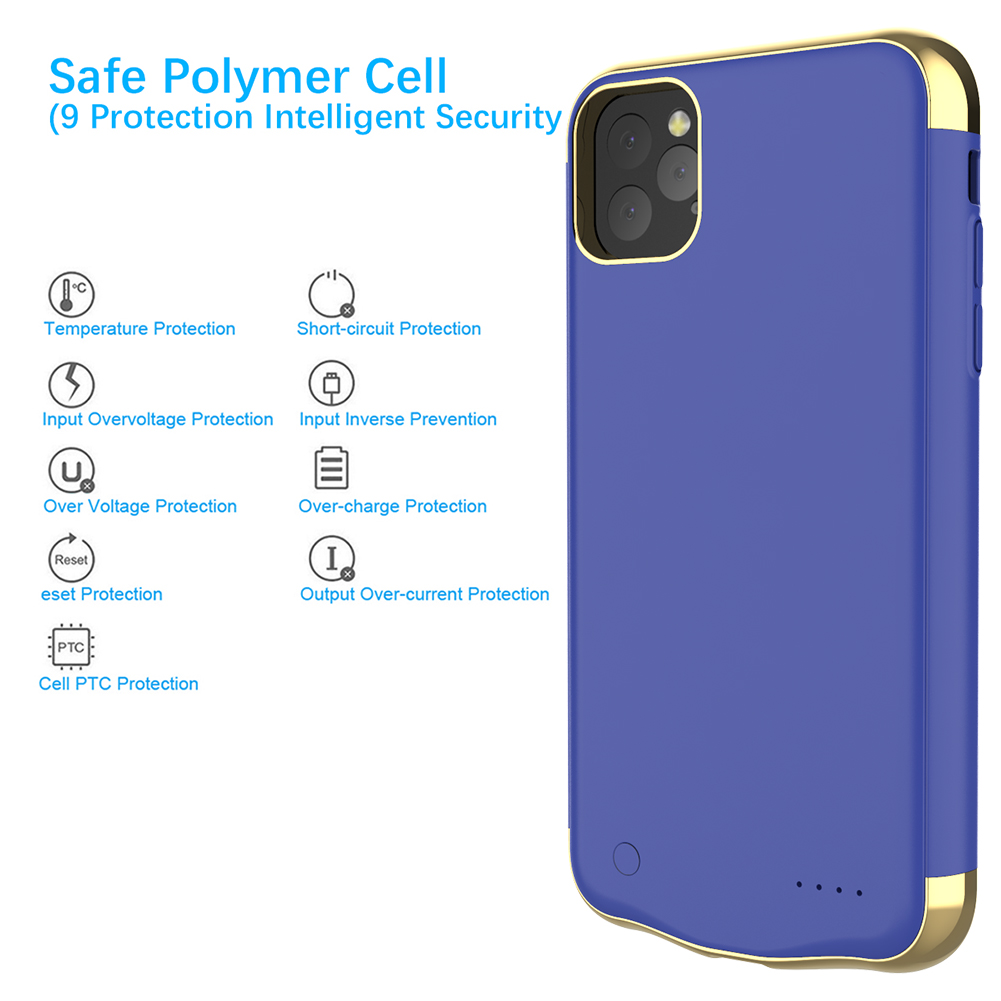 Battery Case for iPhone 11/11 Pro/11 Pro Max 68