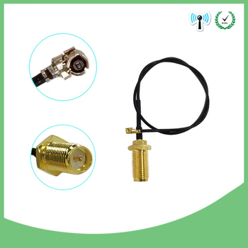 цена на Extension Cord U.FL IPX to RP-SMA Female Connector Antenna RF Pigtail Cable Jumper for PCI WiFi Card RP-SMA Jack to IPX RG178