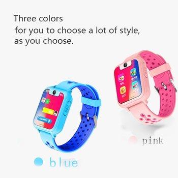 S6 Children Smart Watch Lbs Smartwatches Baby Watch Children Sos Call Location Finder Locator Tracker Anti Lost Monitor Top Sale