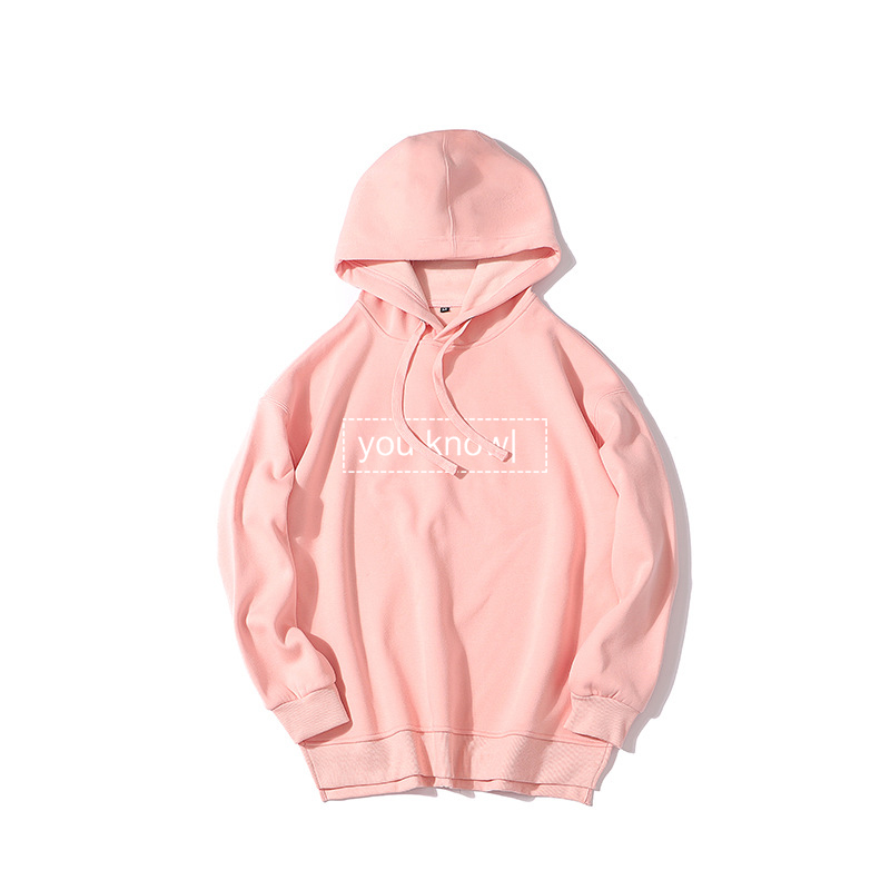 Family Clothing You Know Print Hoodies Autumn Winter Merch Brian Maps Hooded Sweatshirts Casual Loose Thicked Pullovers Youknow
