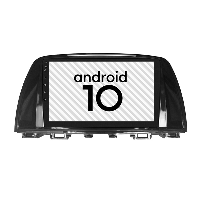 Car Magnet <font><b>Android</b></font> 10.0 gps for <font><b>MAZDA</b></font> <font><b>6</b></font> 2014 Radio Bluetooth OTOJETA 2.5D explosion-proof Touch screen Multimedia <font><b>Head</b></font> <font><b>Unit</b></font> 2din image