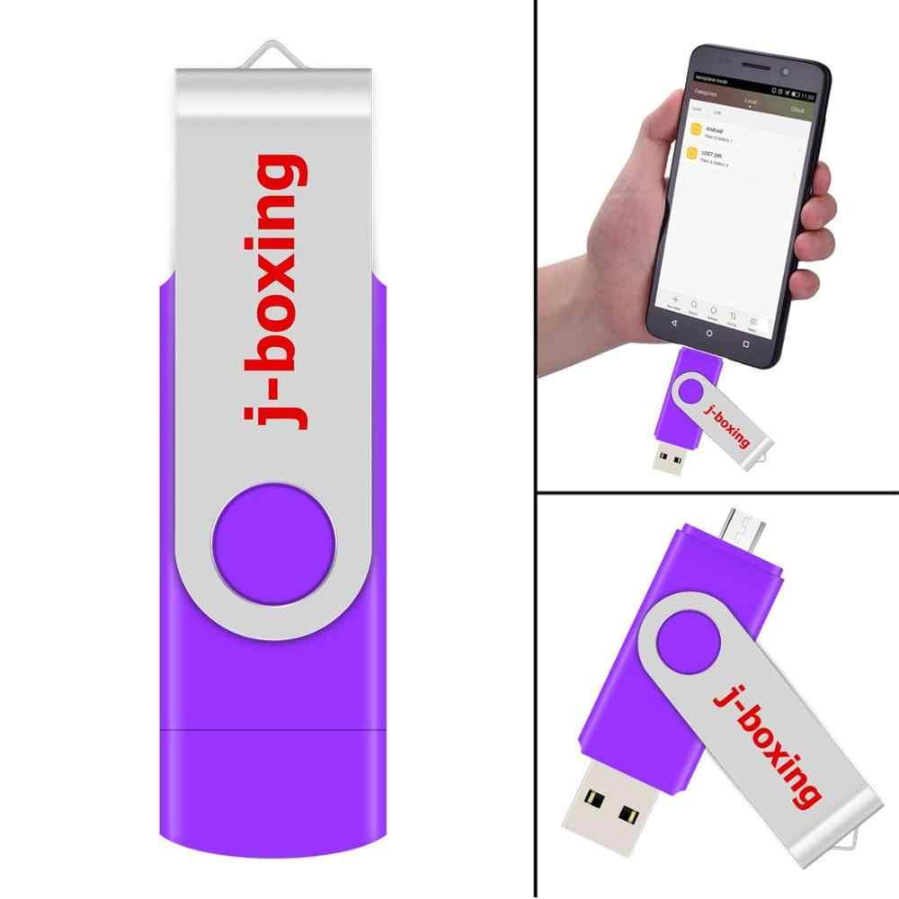 Mor OTG USB Flash 16GB usb флэш-накопители çift bağlantı noktalı bellek sürücüsü mikro 16 gb USB Flash sopa akıllı telefon için Samsung Huawei