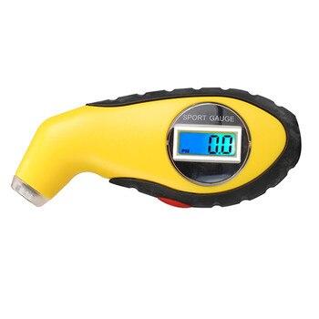 Wireless TPMS Digital Tire Pressure Gauge Car Truck PSI Meter Tester Tyre Gauge Digital Tire Pressure Gauge