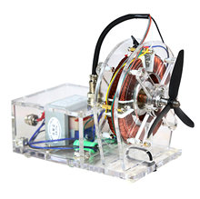 Старк ac асинхронная Модель двигателя бесщеточный мотор научная