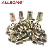 Rivet Nuts Reveting Multi-Size ALLSOME M8 M6 300pcs M5 M4 M3 with BOX HT2599 Set Collocation