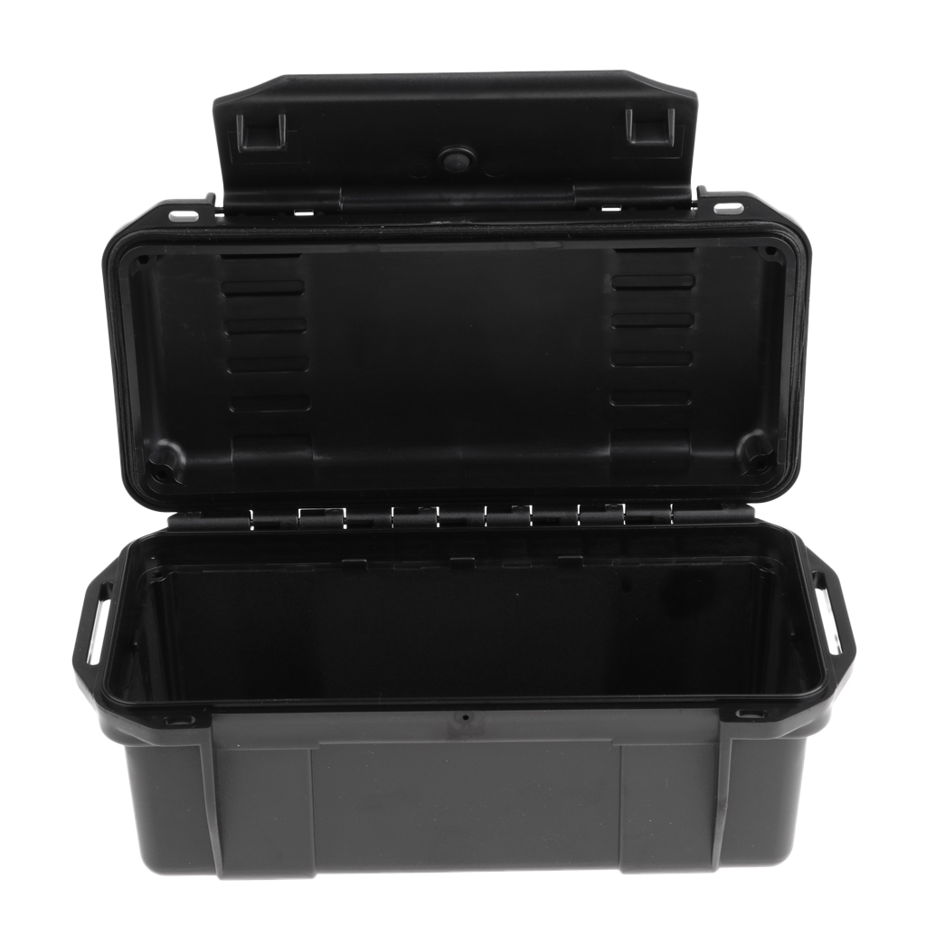 Outdoor Waterproof Shockproof Storage Box Airtight Emergency Dry Box For Camping Hiking