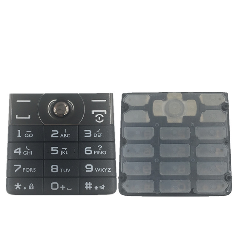 Original Keypads For Philips E570 Cellphone key Button For Xenium CTE570 Mobile Phone Keypad