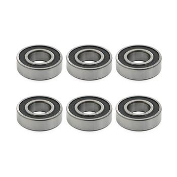 Multi wrzeciona łożyska do john deere 60 #8222 pokładów sealed 2 stron 400 420 430 wymiana M63810 M88251 tanie i dobre opinie MotoParty spindle bearings Metal