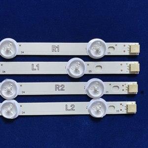 Image 5 - New Kit 10 PCS R1 L1 R2 L2 LED strip perfect Replacement for LC420DUE 42LN5400 6916L 1385A 6916L 1386A 6916L 1387A 6916L 1388A