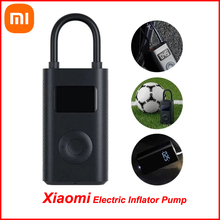 Xiaomi Mijia Mi Electric Inflator Pump Smart Digital Tire Pressure Detection For Scooter Bike Motorcycle Scooter Car Football