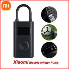 Xiaomi mijia mi電動インフレータポンプスマートデジタルタイヤ圧力検出スクーターバイクオートバイカーサッカー