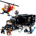 467Pcs Gepanzerte Artillerie Lkw Team Modelle Bauprojekte Pädagogisches Bausteine Spielzeug Für Jungen DIY Geburtstag Geschenk Kleine Ziegel