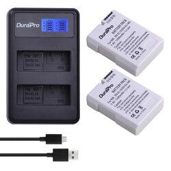 Durapro 2x EN-EL14a EN-EL14 el14 carregador de bateria conjunto substituição para nikon d5600, d5500, d5300, d5200, d5100, d3200, d3300, p7800, p7700