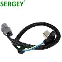 SERGEY High Quality Brand New Crankshaft Crank Position Sensor 029600 0510 For HONDA CIVIC ACURA EL