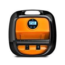 Car-Tyre-Inflator Air-Compressor Digital-Display Portable Tire Car-Air-Pump Automobile
