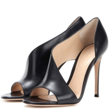 ENMAYER  Basic Casual women shoes fashion super high sandals summer gladiator size womens