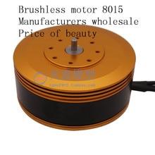 TYI 8015 KV150 Brushless מנוע מיוחד לגדול עומס Mulit ציר חקלאי הגנה Drone