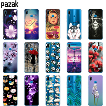 """silicone case For 5.84"""" Huawei P20 Lite huawei p20 pro case for HUAWEI P 20 back phone cover soft tpu protective clear Coque"""