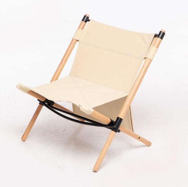 Wooden Foldable Outdoor Chair 6