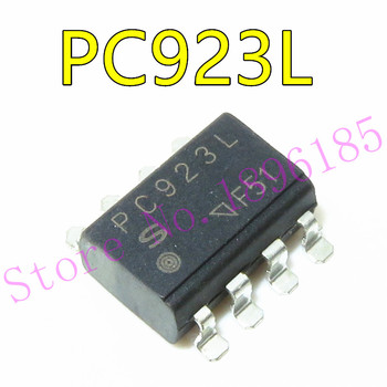 1pcs/lot PC923L PC923 SOP-8 In Stock High Speed, Gate Drive DIP 8 pin OPIC Photocoupler image