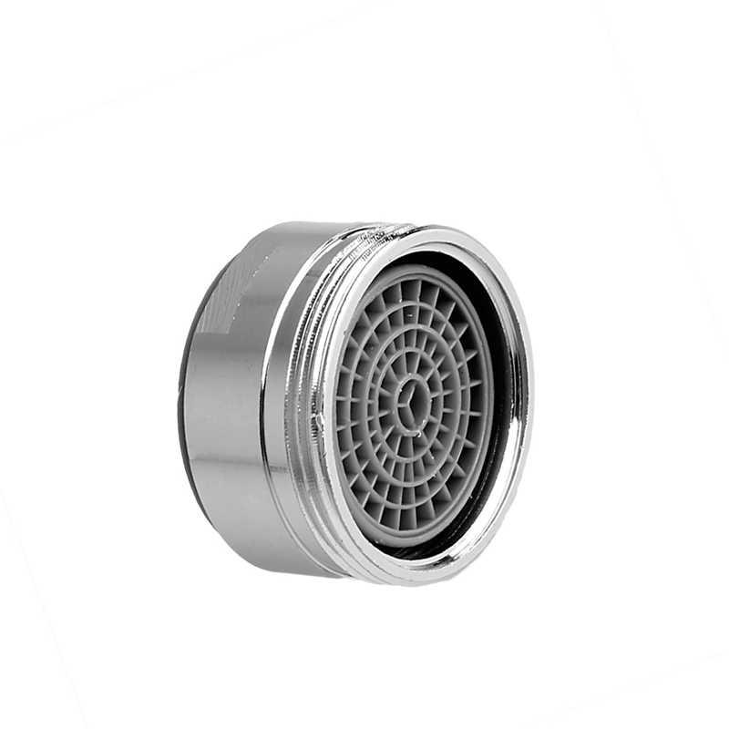 23.5mm latão bico de poupança água torneira bico aerador filtro pulverizador