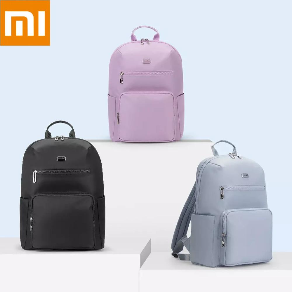 Xiaomi Xiaoyang Multifunctional Fashion Mummy Bag Maternity Nappy Bag Large-Capacity Travel Backpack Nursing Bag For Baby Care