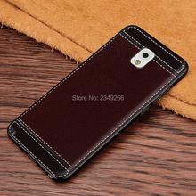 Cover for Samsung Galaxy Note 3 III N900 SM-N900 N9005 SM-N9005 N900A N900X Case 5.7 Soft matte silicone for Samsung Note3 Cover