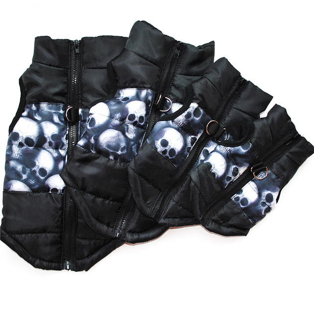 Quilted Padded Puffer Puppy Winterwear . 2